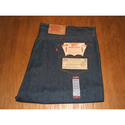 LEVIS(リーバイス) 501 1990年代 MADE IN USA(アメリカ製) 実物デッドストック ビッグサイズ W54×L32