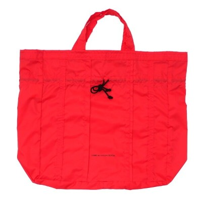 COMME des GARCONS EDITED(コムデギャルソン エディテッド) NYLON TOTE M (トートバッグ) RED 277-002454-043x【新品】