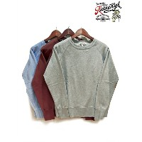 RIDING HIGH(ライディングハイ) 7.5 oz. USA FLEECE RAGLAN SWEAT/RHE04