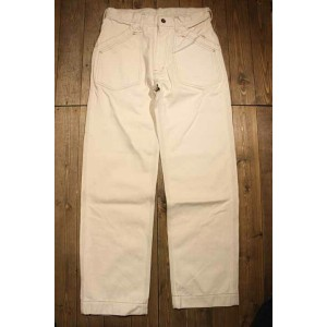 """AT-DIRTY""""WORKERS PANTS""""IVORY【AT-DIRTY】(アットダーティー)正規取扱店(Official Dealer)Cannon Ball(キャノンボール)【あす楽対応..."""