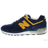 "【US11】NEW BALANCE M576 PBY ""Made in England"" navy/yellow ニューバランス 未使用品【中古】"