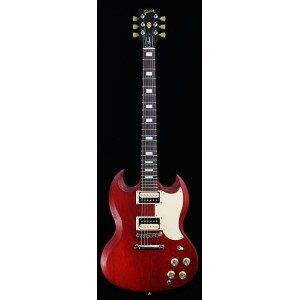 Gibson SG Special Zebra 2017 Limited Proprietary (Satin Cherry) [Gibson USA 2017 Models] 【特価】