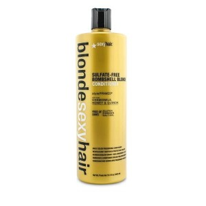 Sexy Hair ConceptsBlonde Sexy Hair Sulfate-Free Bombshell Blonde Conditioner (Daily Color Preserving...