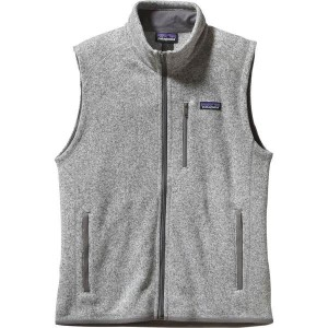 パタゴニア メンズ ベスト トップス Patagonia Better Sweater Fleece Vest - Men's Stonewash