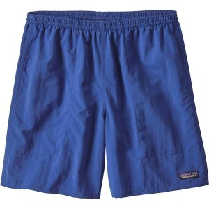 パタゴニア メンズ 水着 水着 Patagonia Baggies Short - Men's Viking Blue