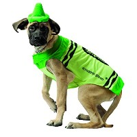 【送料無料】【Rasta 4530-S CRY Green Dog Costume - Small】 b008i6poq8