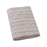 Dwell Studio Crib Fitted Sheet (Painted Stripe Aimee) by Dwell Studio
