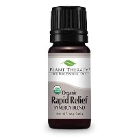 Rapid Relief Synergy (Formerly Known As Pain-Aid). Essential Oil Blend. 10 ml (1/3 Oz). 100% Pure,...