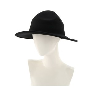 PINCHED HAT【マウジー/MOUSSY レディス ハット BLK ルミネ LUMINE】