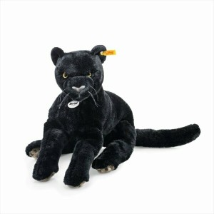 Steiffシュタイフ ダングリング 黒ヒョウ 40cm (Nero Dangling Panther)