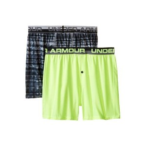 アンダーアーマーキッズ ボクサー ショーツ Under Armour Kids O-Series Boxer Shorts (Big Kids)