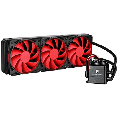 Deepcool 【水冷CPUクーラー】 Gamer Storm CAPTAIN 360 DP-GS-H12L-CT360