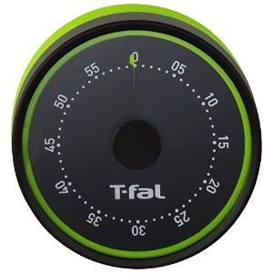 T-fal Ingenio Classic 60-Minute Mechanical Timer, Black by T-fal