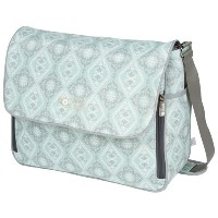 The Bumble Collection Super Tote Bag, Majestic Mint by The Bumble Collection