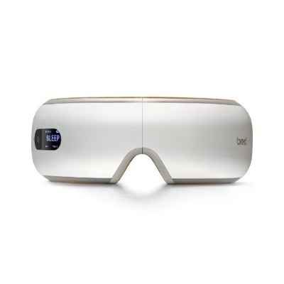 Breo iSee4 Wireless Digital Eye Massager with Heat Compression and Music by Breo