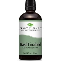 Basil (linalool CT) Essential Oil 100 ml 100% Pure, Undiluted.