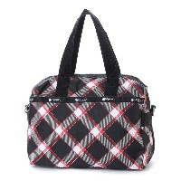 【SALE 29%OFF】レスポートサック LeSportsac SMALL UPTOWN SATCHEL (PARTY PLAID C) レディース