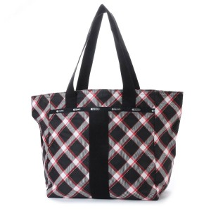 【SALE 29%OFF】レスポートサック LeSportsac EVERYDAY TOTE (PARTY PLAID C) レディース