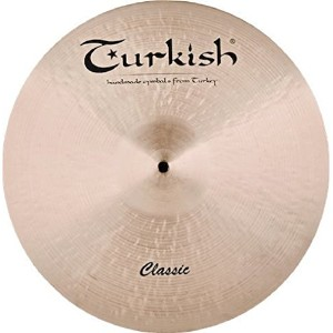 Turkish Cymbals Classic Series 17-inch Classic Crash Paper Thin * C-CPT17