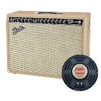 """Fender ギターアンプ 65 Twin Reverb """"British Tan"""" Limited Edition"""