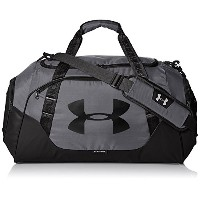 UNDER ARMOUR/ア ンダーアーマー/Undeniable Duffle 3.0 SM/ダッフルバッグ スポーツバッグ 【41L】/1300214 (Graphite/Black) ...