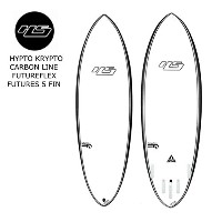 HAYDEN SHAPES SURFBOARDS  HYPTO KRYPTO CARBON LINE FUTUREFLEX FUTURES 5 FIN HAYDENSHAPES ヘイデンシェイプス...