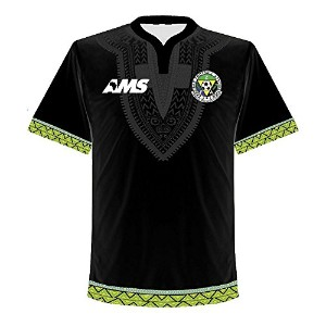 2017-2018 Zanzibar Home Football Shirt