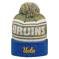 UCLA Bruins Official NCAA DrivenビーニーCuffedストッキングストレッチニット靴下帽子キャップby Top of the World 818207