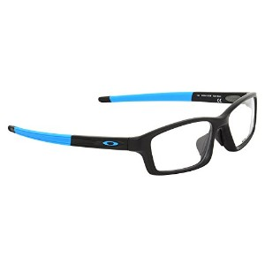 OX8041 0156 サイズ OAKLEY (オークリー) メガネフレーム CROSSLINK PITCH ASIA FIT Satin Black CROSSLINKPITCH...