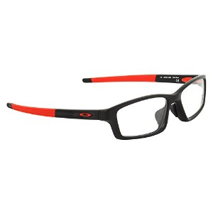 OX8041 0956 サイズ OAKLEY (オークリー) メガネフレーム SCUDERIA FERRARI COLLECTION CROSSLINKPITCH ASIAFIT SatinBlack...