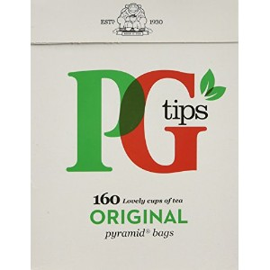 PG Tips - Pyramid Teabags 160 - 500g