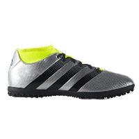 adidas MEN'S SOCCER ACE 16.3 PRIMEMESH TURF SHOES(Silver/Yellow)/サッカー シューズ 16.3 PRIMEMESH ターフ用 (10...