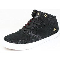 EMERICA メンズ スニーカー THE HSU G6(BLK/WHT,US8.0(26.0cm))