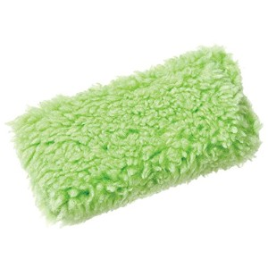 Envision Home Soap Scum Buster Sponge, 6-1/2 by 4-Inch, Lime by Envision Home