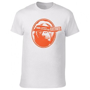 God Save The Orangutan Tシャツ
