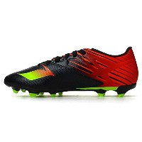 Adidas Messi 15.3 FG/AG - (Core Black/Neon Green/Infrared)/サッカースパイク Messi 15.3 FG/AG (10 -28.0cm)