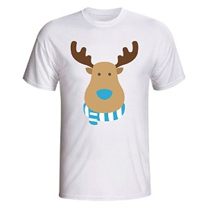 Kilmarnock Rudolph Supporters T-shirt (white)