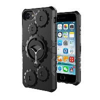 iPhone 7 case,AICOO Metal Rotate Kickstand and Removable Sport Armband,Shockproof ,Drop-proof...