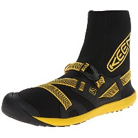 キーン(KEEN) Gorgeous(ゴージャス)Black/Yellow 1012609 7