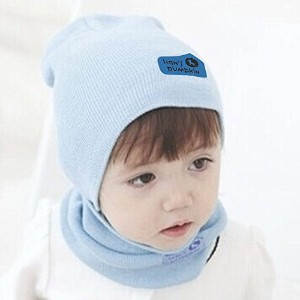LuxBene(TM)BS#S 6 Colors Winter Spring Autumn Cap With Children Hedging Candy-Colored Knitted Cap...