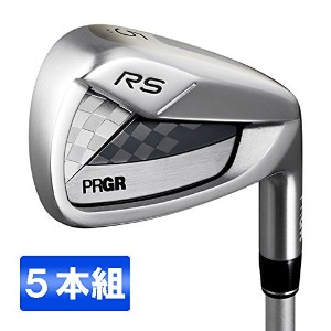PRGR(プロギア) RS 16 RS TF M43CB #6-Pw アイアンセット  RS   番手:#7