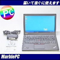 中古パソコン Lenovo ThinkPad X250/TYPE:20CLA1CC00/Corei5-5200U 2.2GHz/第五世代/MEM8GB/HDD500GB/WLAN/Bluetooth...