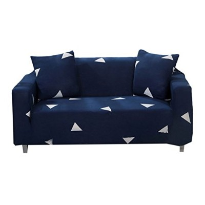 Zhhlinyuan 良質 Easy Fit Elastic Stretch Protector Seat Slipcovers Modern Sofa Covers Couch