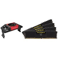 Corsair Vengeance LPX 64 GB ( 8 x 8gb ) ddr4 4000 ( pc4 – 32000 ) c19 forインテルx299 – ブラック – cmk64gx4...