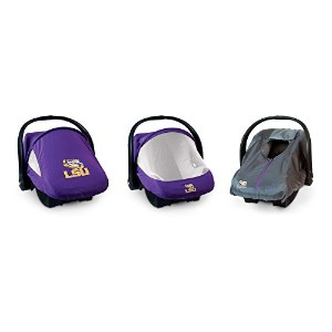 Cozy Cover - Little Scholars, Lsu Sun, Bug Cover & Lightweight Cozy Cover, Combo Pack by Cozy Cover...