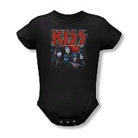 Kiss – Onsie Infant Snapsuit Kingsデザインby Kiss