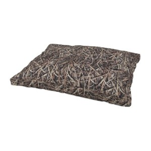 Mossy Oak 80148 Shadow Grass Blades Gusseted Pillow Bed for Pets, 36 by 45-Inch by Mossy Oak