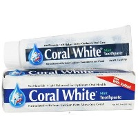 Coral White Toothpaste Mint Travel - 1 OZ by Coral LLC