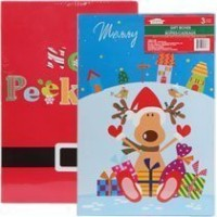 Pack of 3 Christmas Gift Boxes by Christmas Home