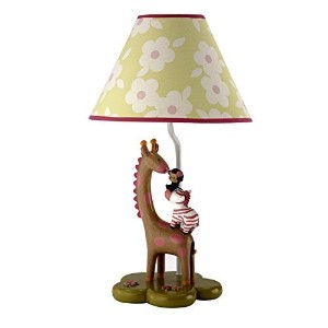 Carter's Jungle Collection Lamp and Shade by Carter's [並行輸入品]